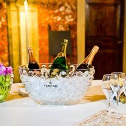 Champanheira BOLHA 5-6 garrafas