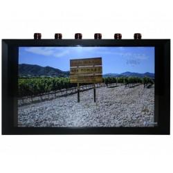 Refrigerador Horizontal Cave VINUM CV 7 LCD
